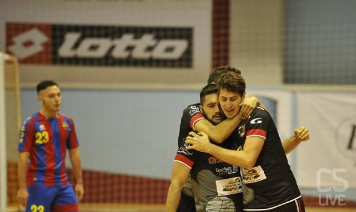 Vai all'articolo: Final Four #SerieC1futsal | Game, set and match: Perconti ko, New Team in finale